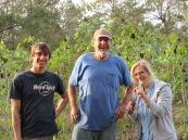 Harvesting Beans Together